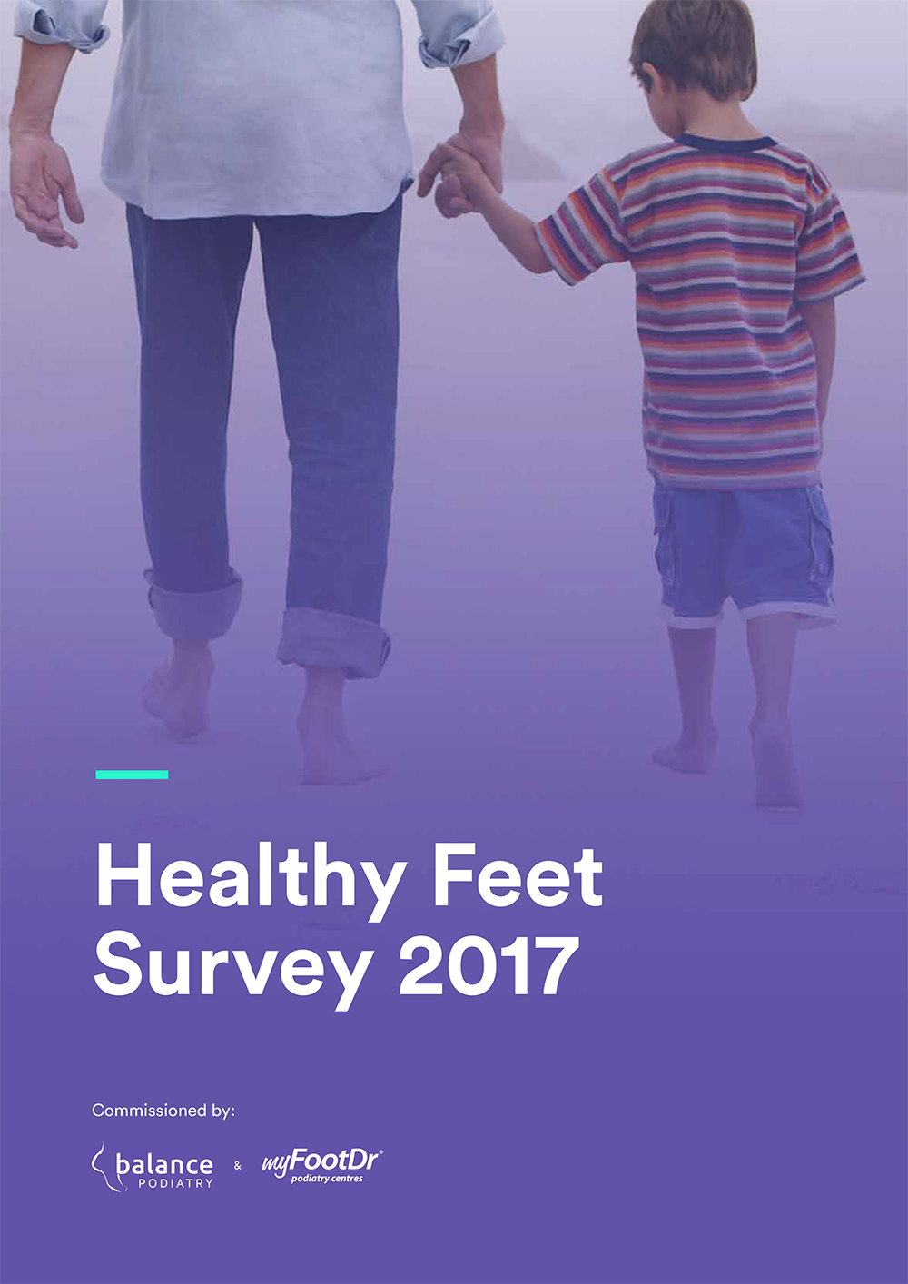 My FootDr Healthy Feet Survey 2017