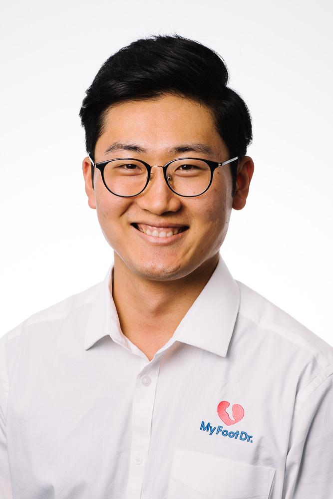 Podiatrist Tony Choo
