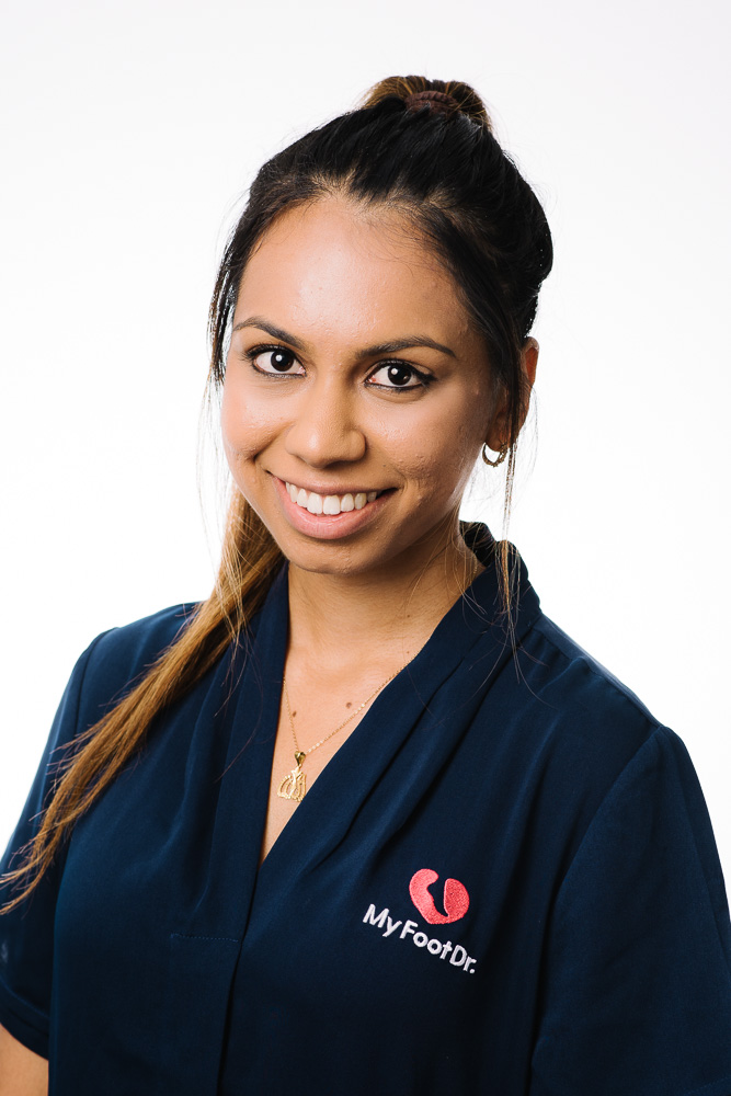 Camp Hill Podiatrist Zaakiyah Mohammed