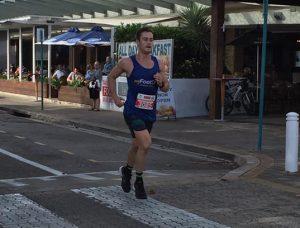 Marathon Runner my FootDr