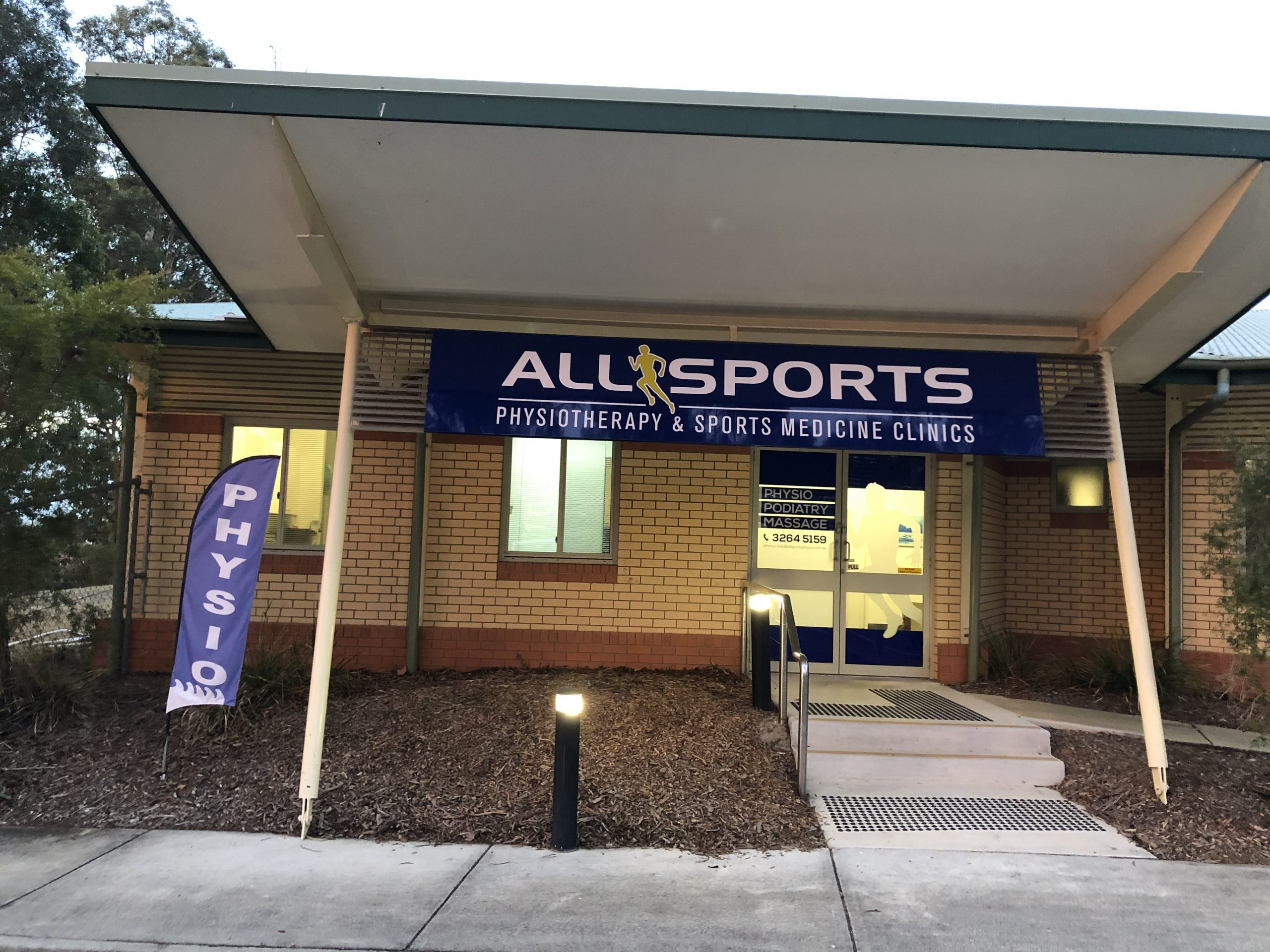 Allsports Podiatry Albany Creek