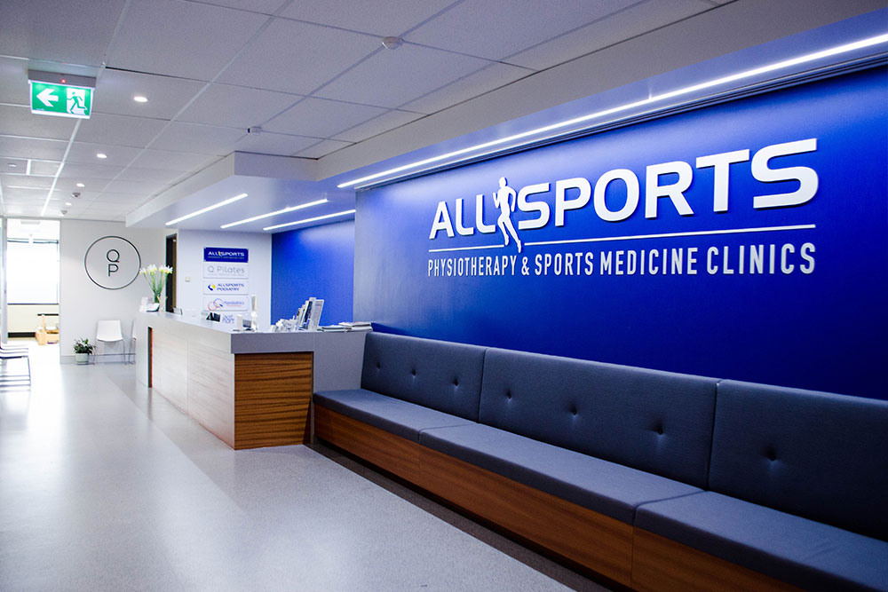 Allsports Podiatry Indooroopilly