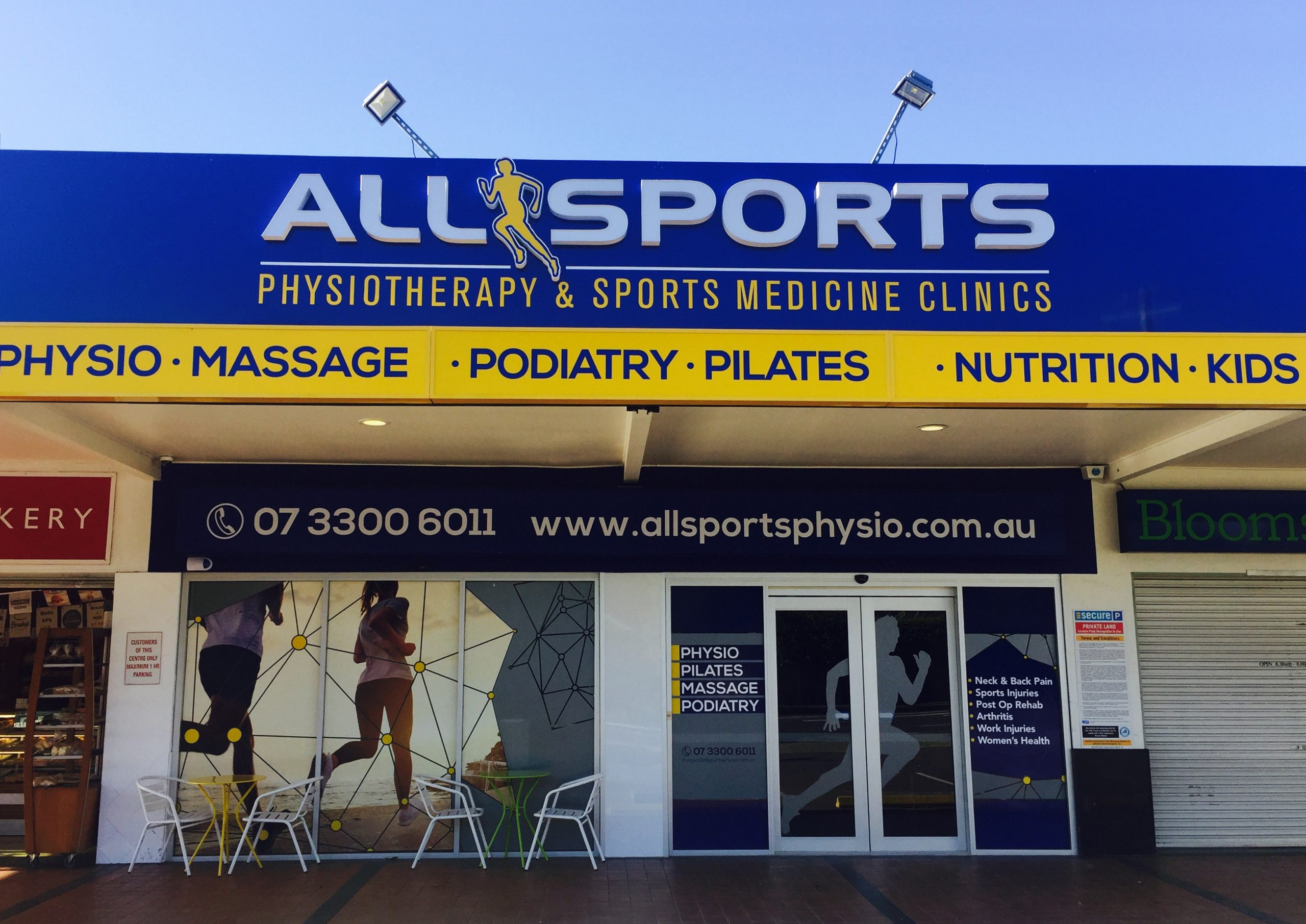 Allsports Podiatry The Gap