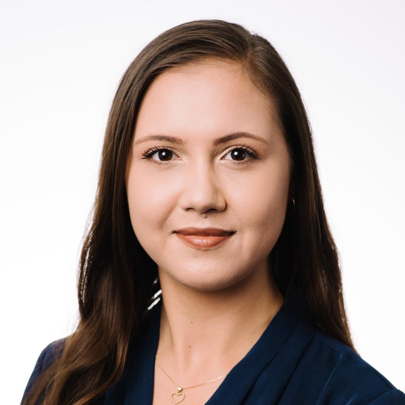 Podiatrist Anastasia Alpatskaya