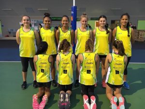 Cairns Netball team
