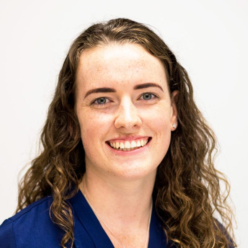 Podiatrist Danielle McKinlay