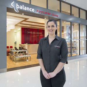 Emma Phelps Balance Podiatry Centre