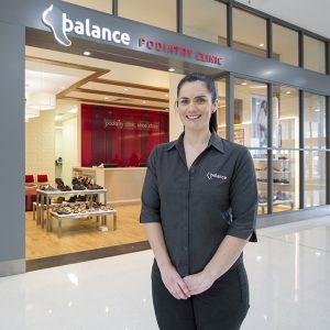 Emma Phelps Balance Podiatry Centre
