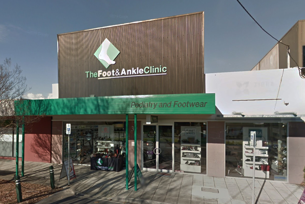 The Foot and Ankle Clinic Traralgon