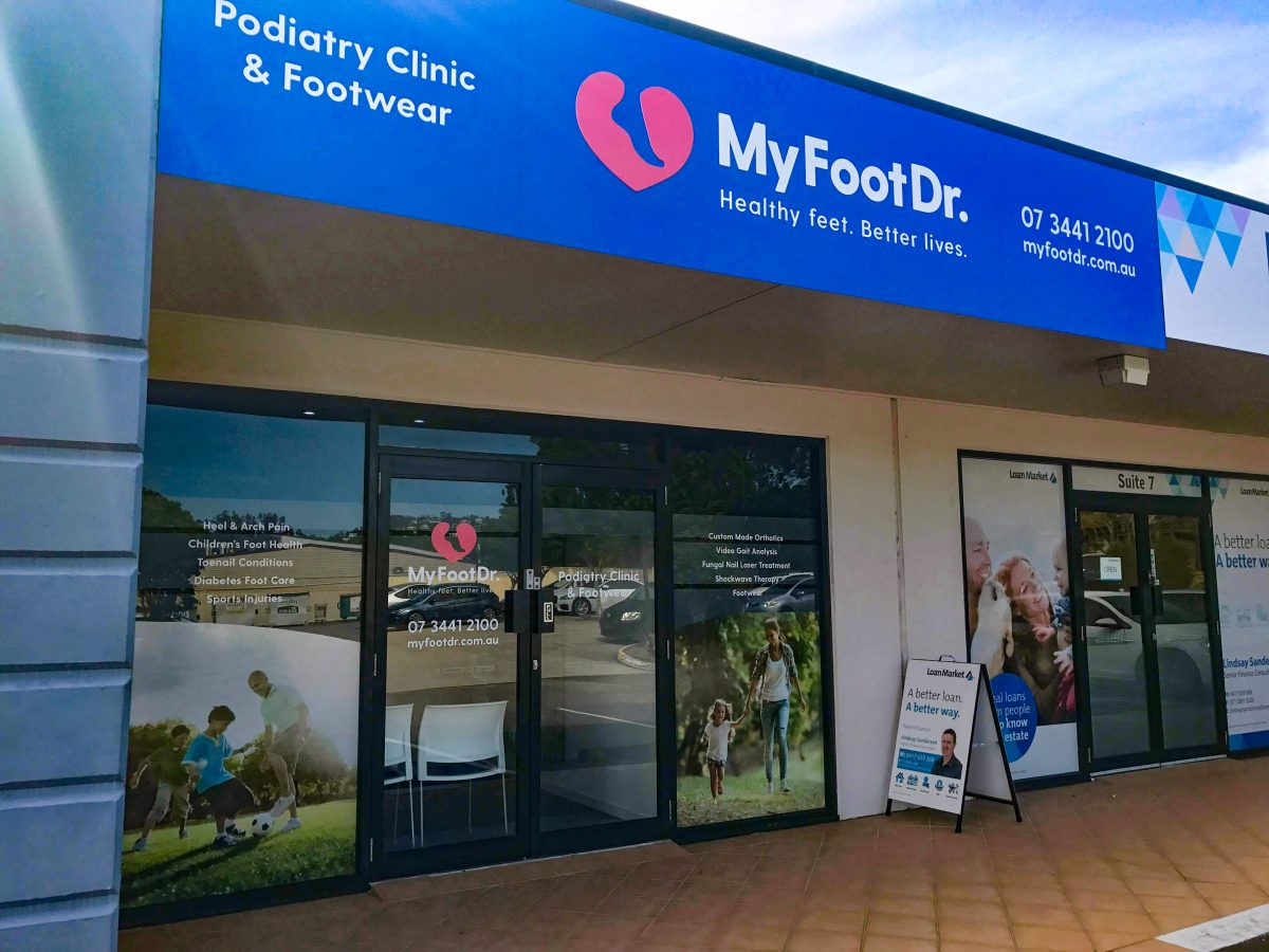 My FootDr Shailer Park Podiatry Clinic