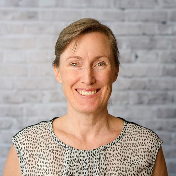 Podiatrist Hilary Child