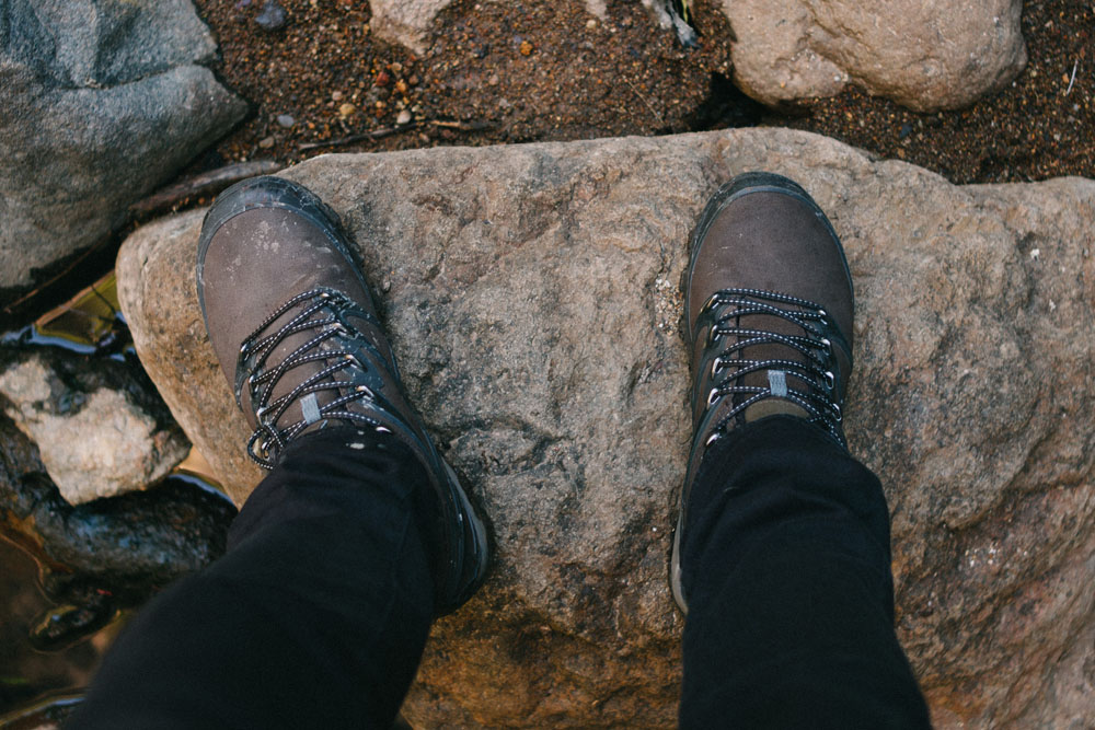 Hiking Boot Review 2018