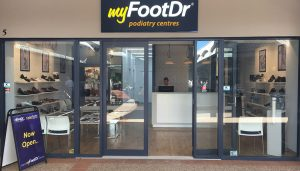 Hope Island Shopping Centre Podiatrist