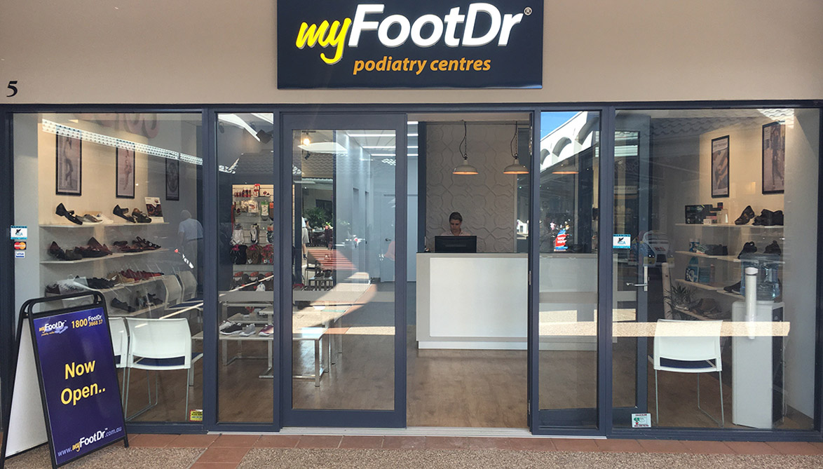 My FootDr Podiatry Hope Island Shopping Centre Podiatrist
