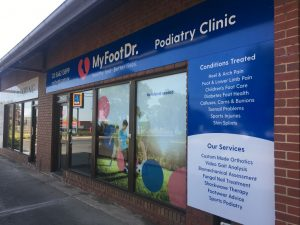 Leongatha Podiatry Centre