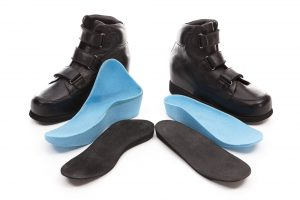 Exacta3D custom medical grade footwear for a severe foot deformity