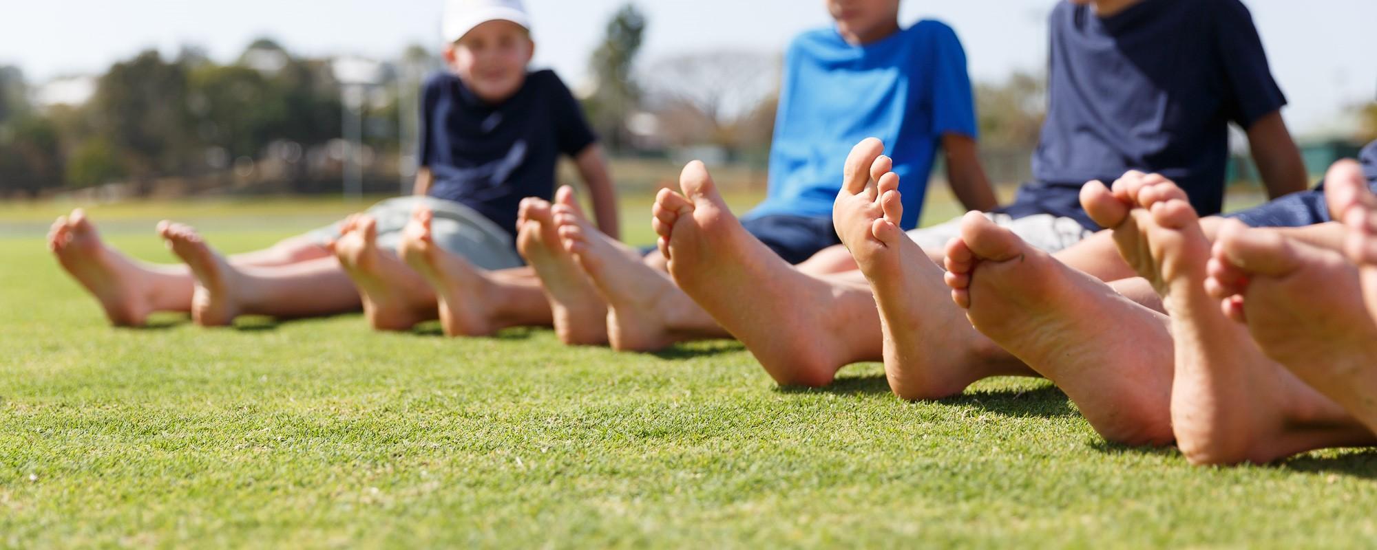 Children's Podiatry Kids Foot Health