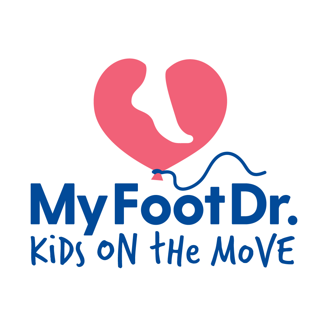 My FootDr Kids on the Move