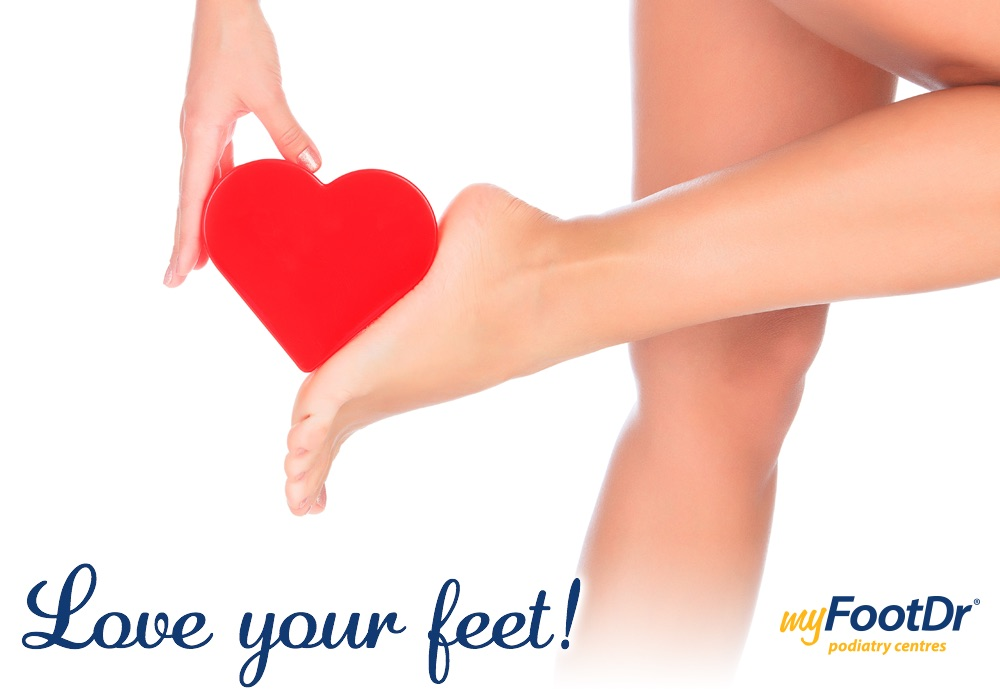 Valentine's Day - Love Your Feet