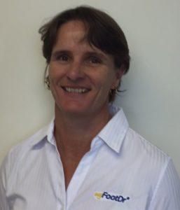 Daina Clark my FootDr Townsville