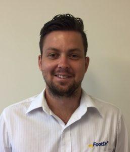 my FootDr Townsville Marcus Podiatrist