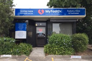 My FootDr Podiatry Services Boronia