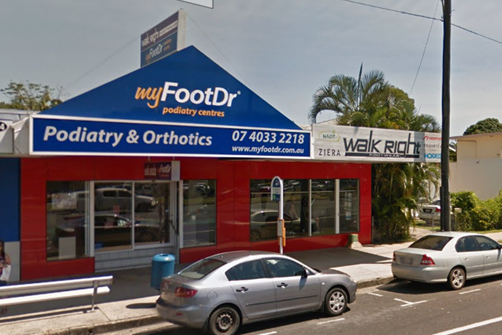 My FootDr Cairns (formerly Proarch Podiatry)