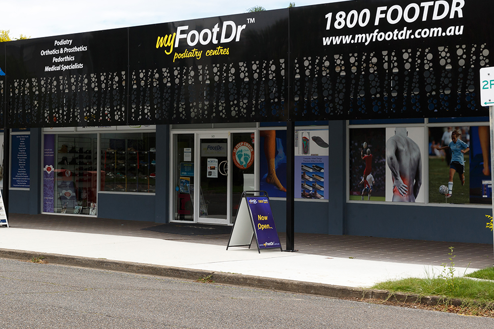 Podiatry Clinic Camp Hill