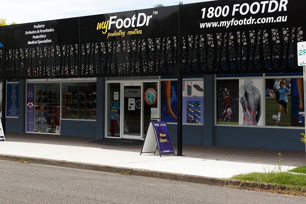 Brisbane CBD Podiatry Centre – My FootDr