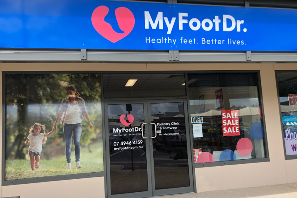 My FootDr Podiatry Clinic Cannonvale