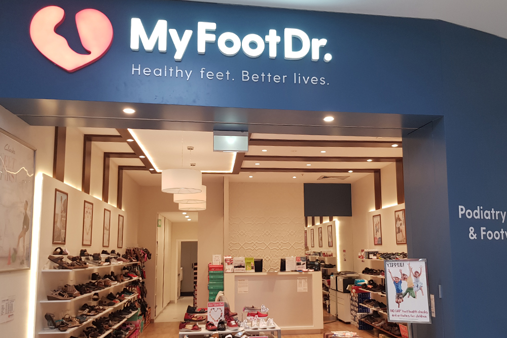 Podiatrist Dubbo Balance Podiatry Orana Mall
