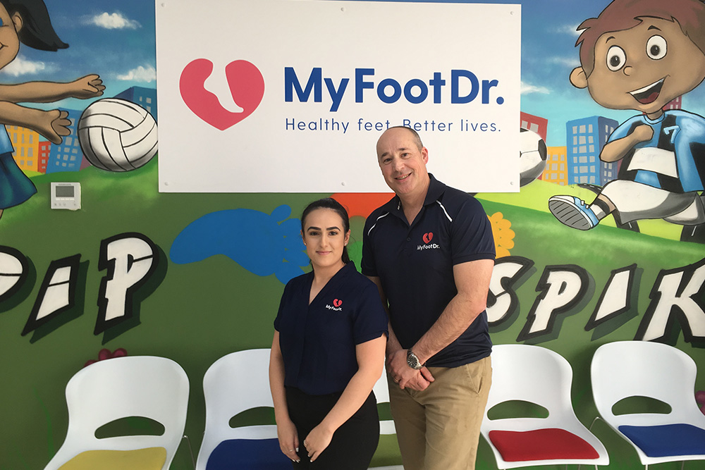 My FootDr Podiatry Clinic Hinchinbrook