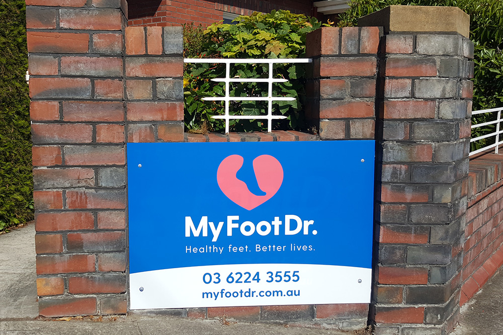 Podiatry Clinic Hobart Ispahan