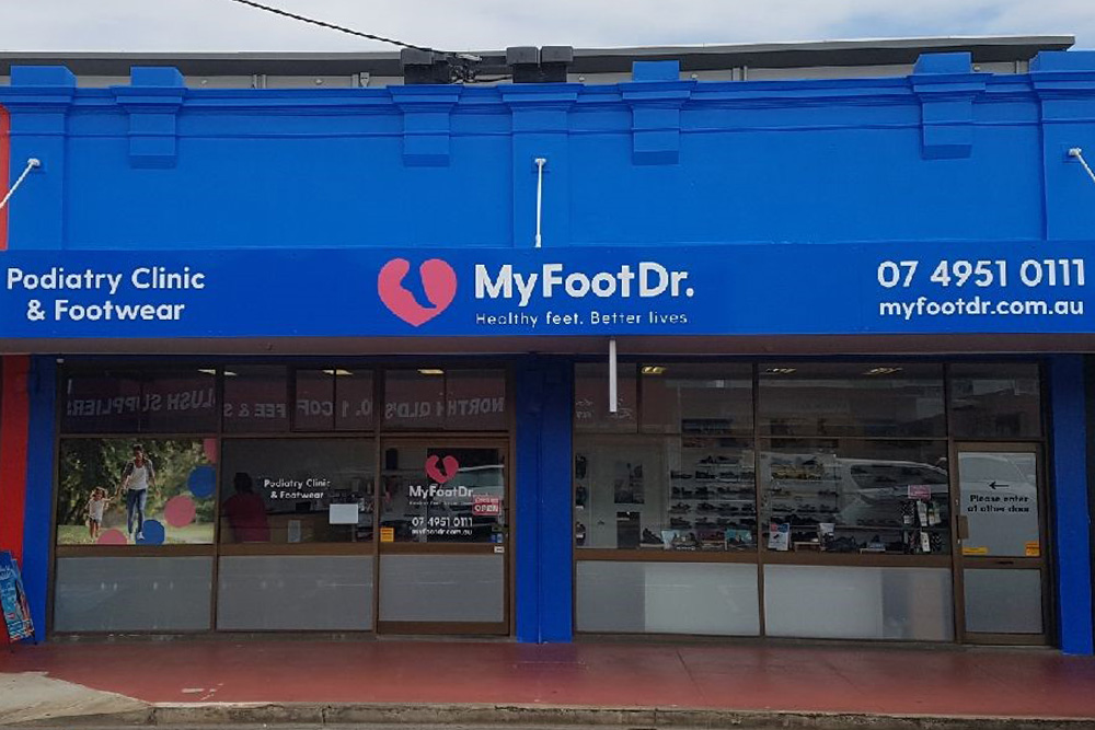 My FootDr Mackay Podiatry Clinic & Shoe Store 2018