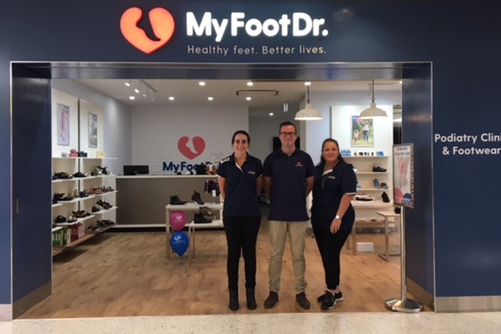 Podiatry Clinic and Shoe Store Orange