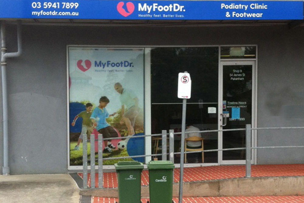 Podiatry Clinic Pakenham Podiatrists