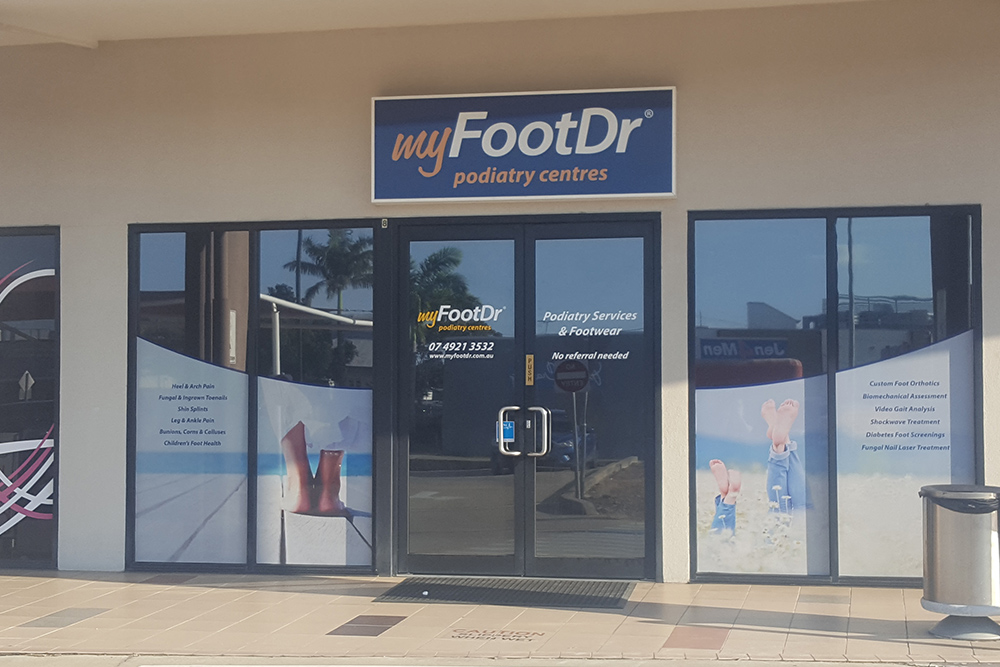 My FootDr Rockhampton Podiatry Clinic