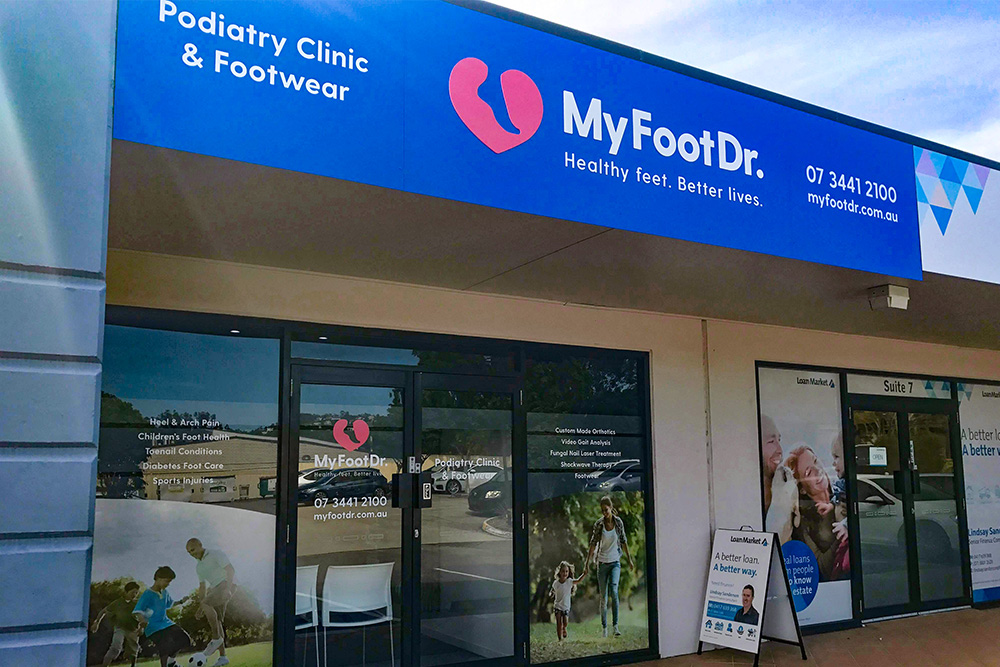 Podiatry Clinic Shailer Park Brisbane