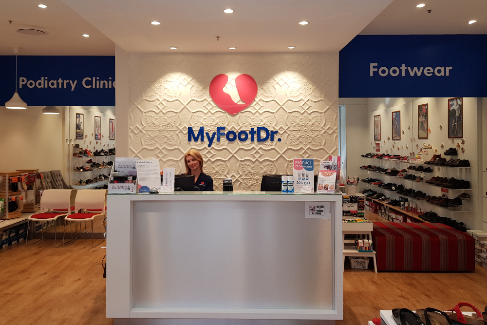 My FootDr Podiatry Clinic Toowoomba