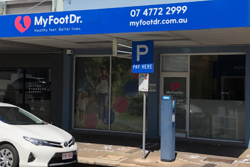 Podiatrist Townsville City