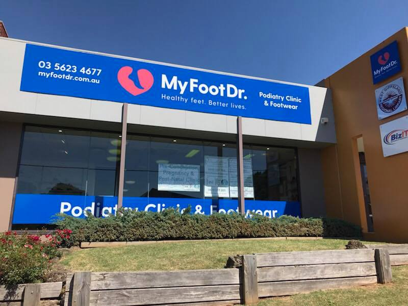 My FootDr Podiatry Warragul