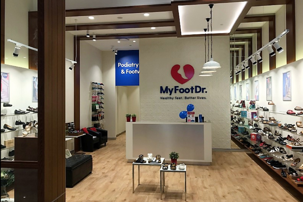 My FootDr Podiatry Casuarina