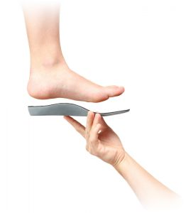 Orthema CAD/CAM Orthotic Foot Application