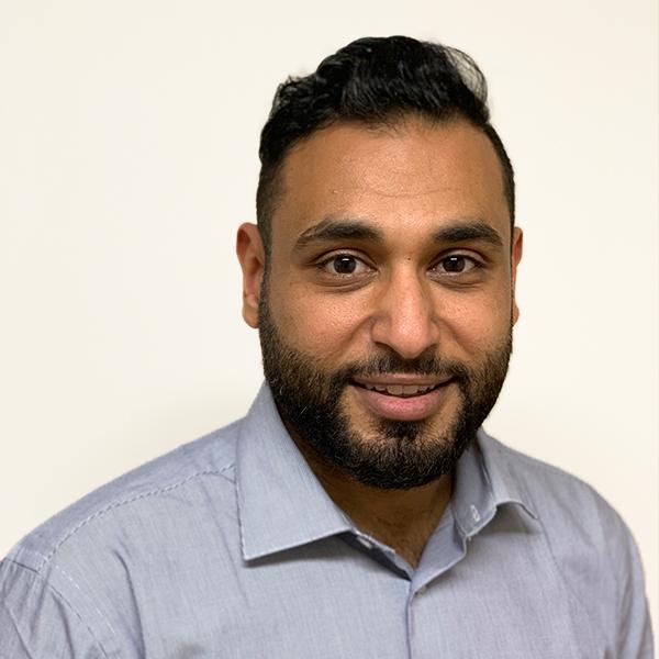 Podiatrist Ali Aljurani