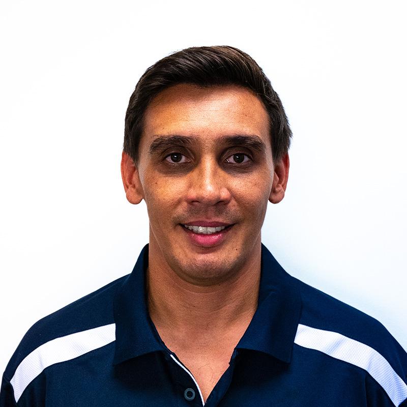 Podiatrist Craig Bramwell