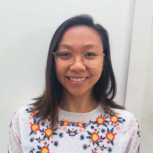 Podiatrist Jessica Ngo