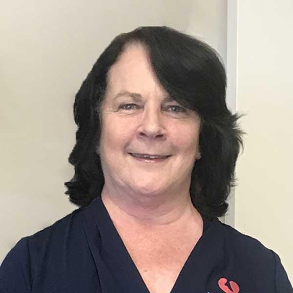 Podiatrist Lynette Sims