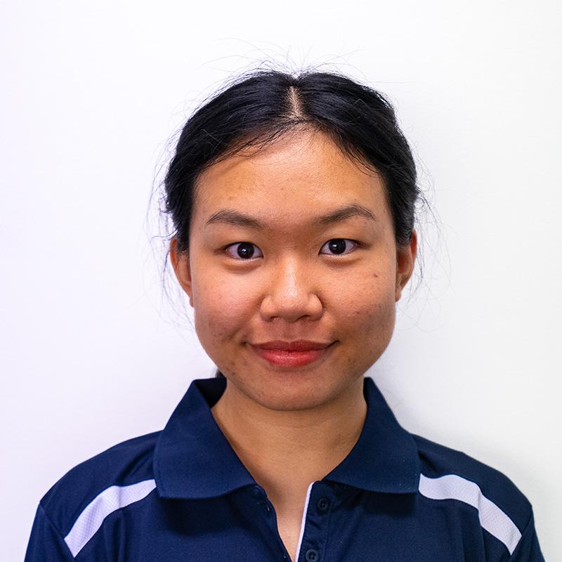 Podiatrist Pearl Tang