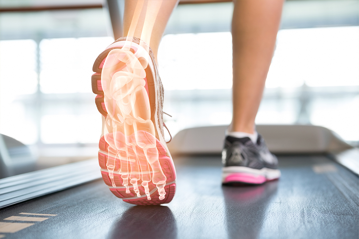 walking gait analysis podiatry service