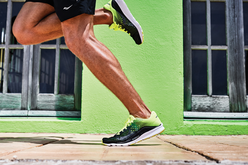Running Shoe Fitness